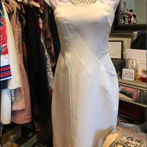 NWT BCBG MAX AZRIA  Strapless Cocktail Dress Sz 6